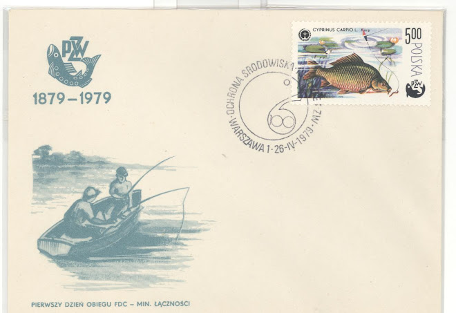First day cover, Poland