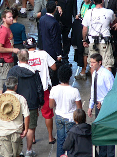 Thanks to Ryan for some new shots of the filming Latest Filming update and photos