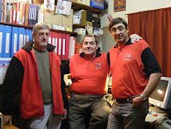 Grupo  ECO RADIO, parte de la Comisión Directiva