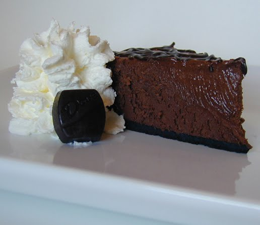 Food Pusher: Chocolate French Silk Pie