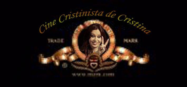 Cine Cristinista de Cristina PresidenTA