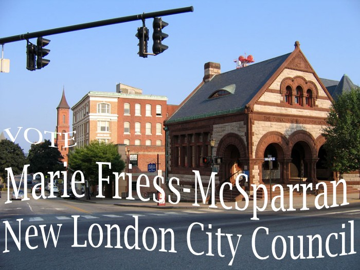 Marie for New London City Council
