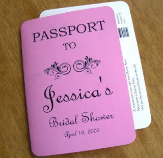 throwing a bridal shower let susans greetings create custom invitations for you i created these passport themed bridal shower invitations earlier this