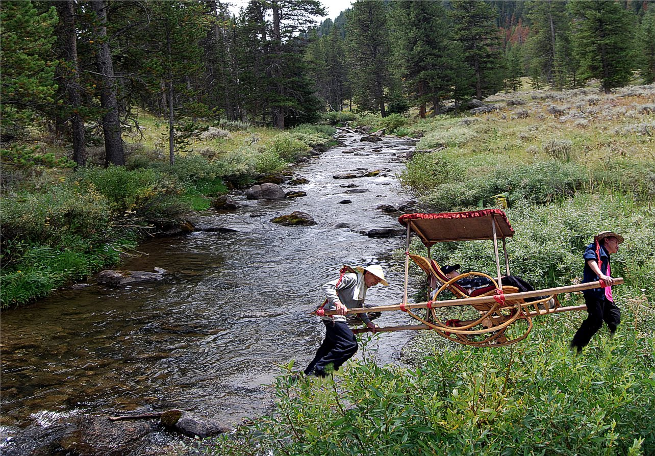 Fly fishing in yellowstone national park on your marks for Yellowstone national park fishing