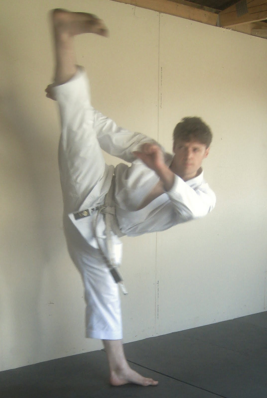 Karate Leg Stretching Exercises