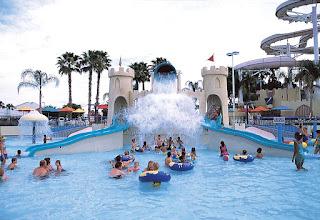 Wet'n Wild kid's park