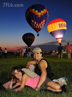 Balloon Fest at New Smyrna Beach Airport