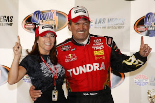 Mike and Angie Skinner