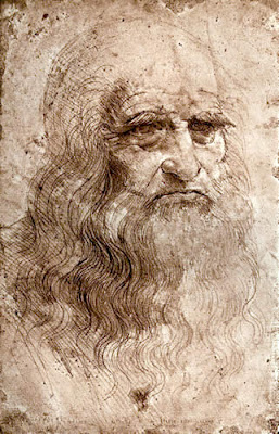 Pintor Leonardo Da Vinci