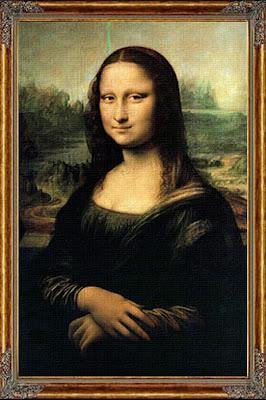 Pintura La Mona Lisa