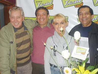 Regina Alcover peruana