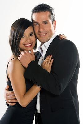 Gregorio Pernía y Paola Rey