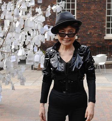 Yoko Ono japonesa