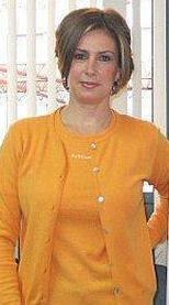 Actriz Pilar Brescia