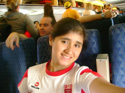 Voleibolista Vivian Baella