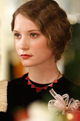 Actriz Mia Wasikowska