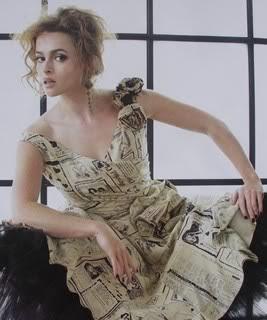Sesión de foto de Helena Bonham Carter