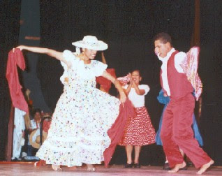 Danza Zamacueca