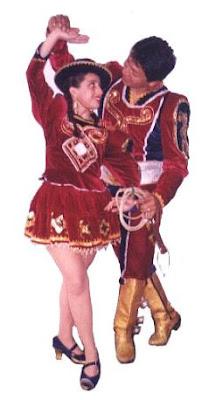 Vestimenta de la Danza de los Caporales