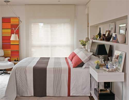 como decorar o quarto de casal