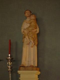 Imagen del Beato Alvaro de nuestra parroquia