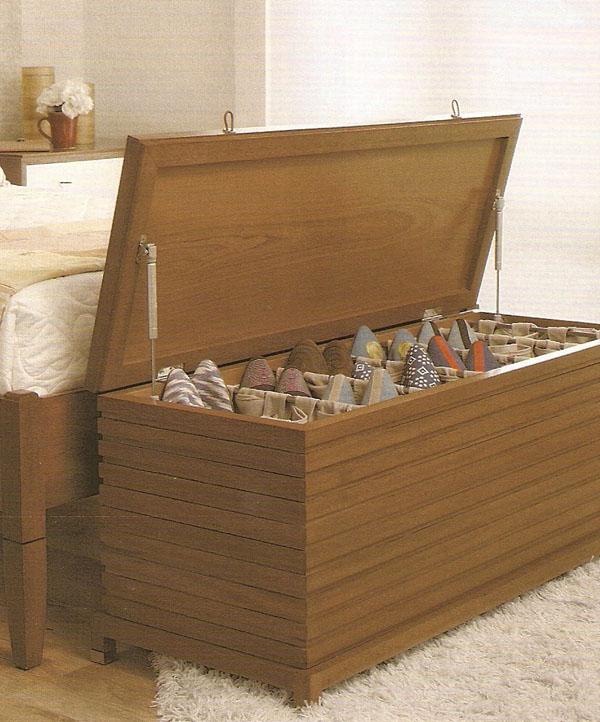 organize seus sapatos casa quintal etc tal. Black Bedroom Furniture Sets. Home Design Ideas