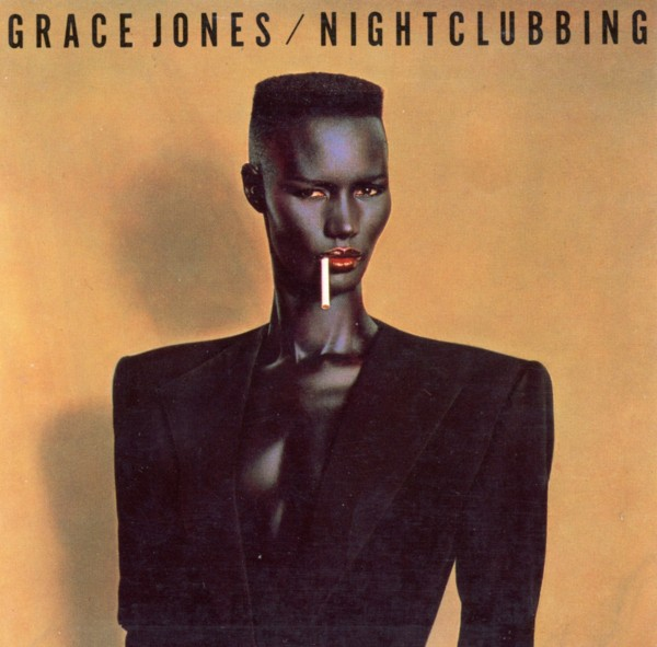 Grace Jones - Art Groupie