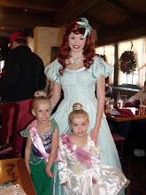 Ariel with our Princesses