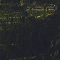 Seattle Percussion Collective Volume 1      (2010)