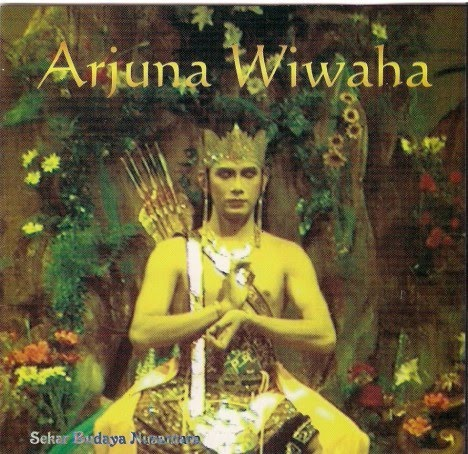 THE STORY OF ARJUNA WIWAHA, AN INDONESIAN EPIC