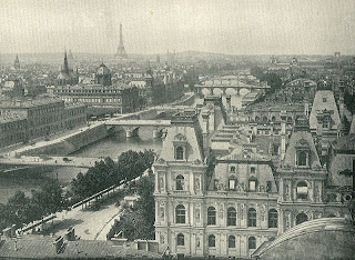Paris in 1890