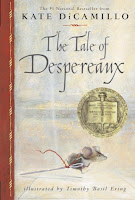 The Tale of Despereux Book Cover