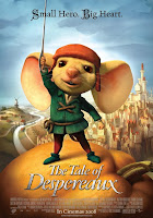 Despereaux Movie Poster 2