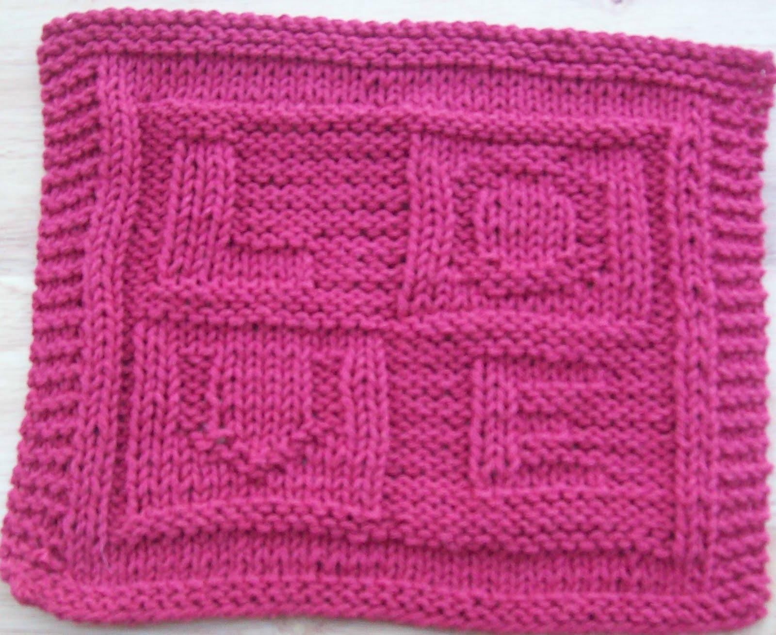 Digknitty designs love blocks knit dishcloth pattern love blocks knit dishcloth pattern bankloansurffo Gallery