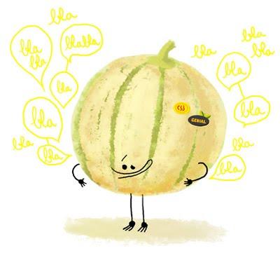 Le plan b de julien castani avoir le melon - Quand cueillir un melon ...