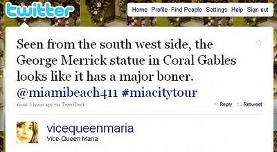 twitter miami city tour