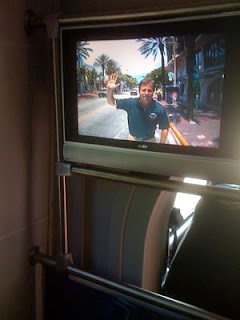 gus moore miami tour company video on bus