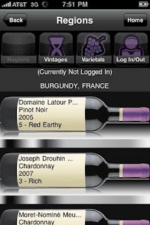 the forge wine bar iphone app