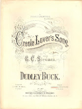 Vintage Sheet Music Images