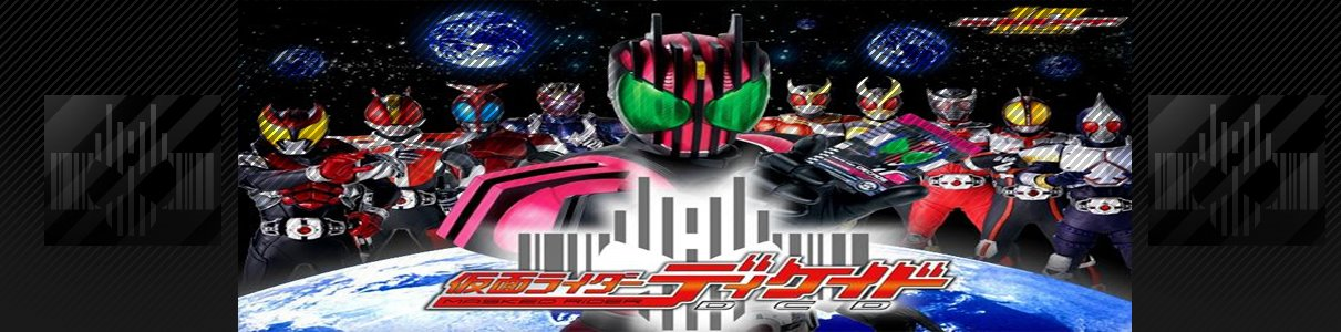Watch Kamen Rider Decade Online