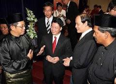 Perak State Exco Sworn in