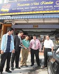DAP Perak HQ Bombed