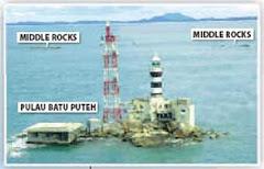 Orang dapat Pulau kita dapat Batu