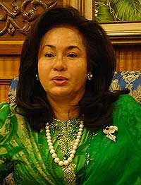 you tube videos of rosmah mansor slur campaign 250609