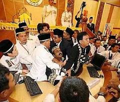 May 7 2009 - 1 Black Malaysia