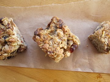 how to make granola bars hold together