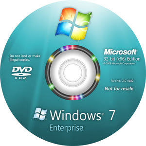 ����� ���� ��� ������� Microsoft Windows 7 Enterprise