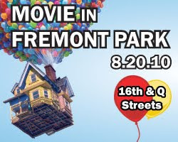 Movie in Fremont Park