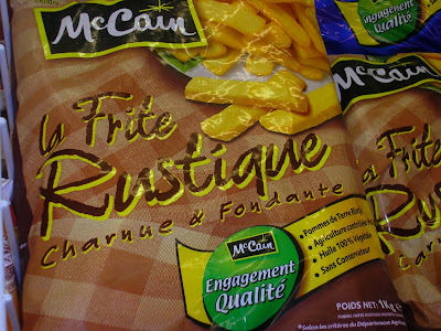 Frites rustiques - Photo by Mardi Michels