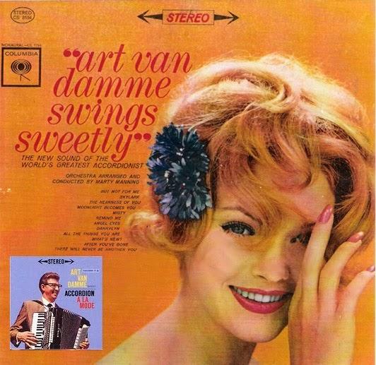 Art Van Damme Swings Sweetly